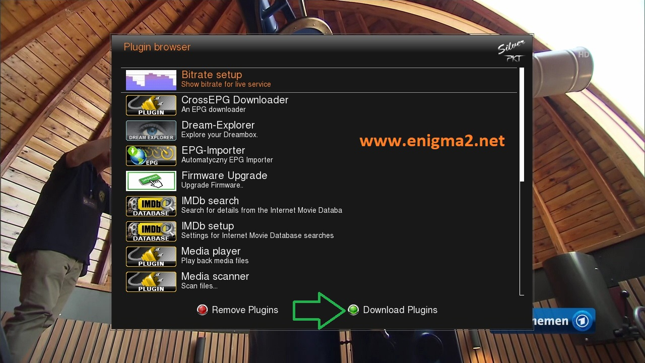 TUTORIAL] How to install OSCAM on Hyperion – ENIGMA2
