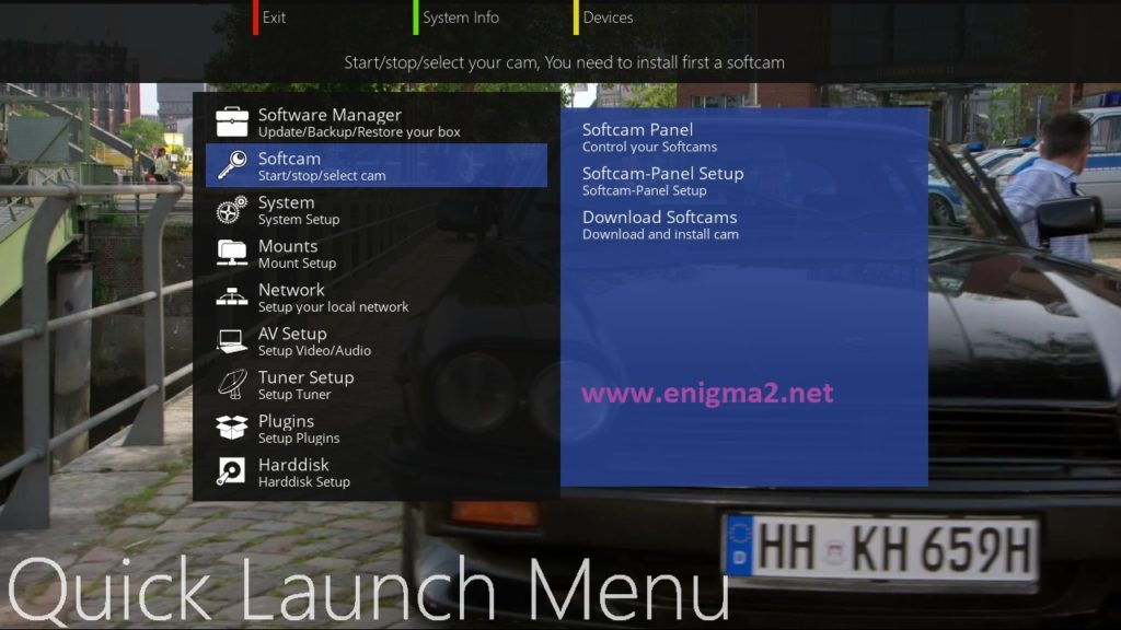 TUTORIAL] How to install CCCAM on OpenATV – ENIGMA2