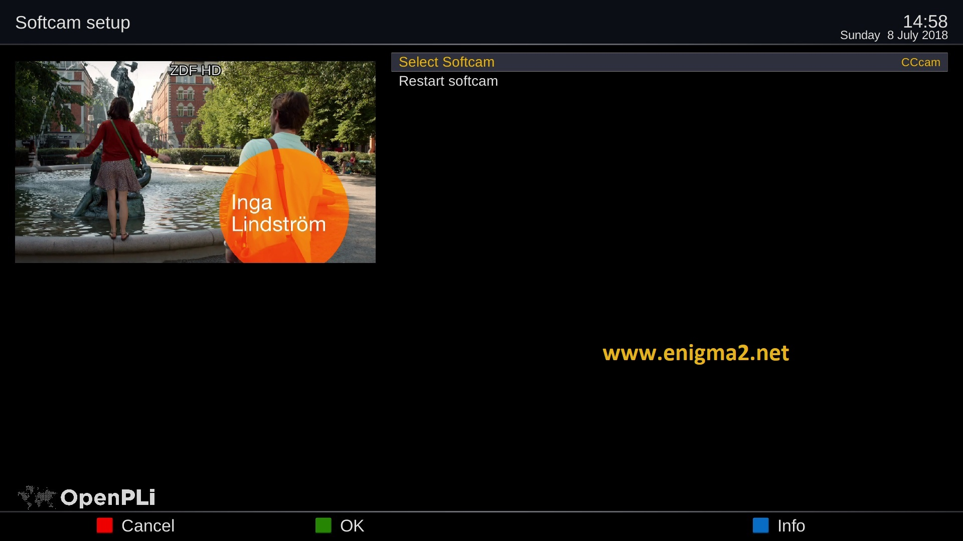 TUTORIAL] How to install CCCAM on OpenPLi – ENIGMA2