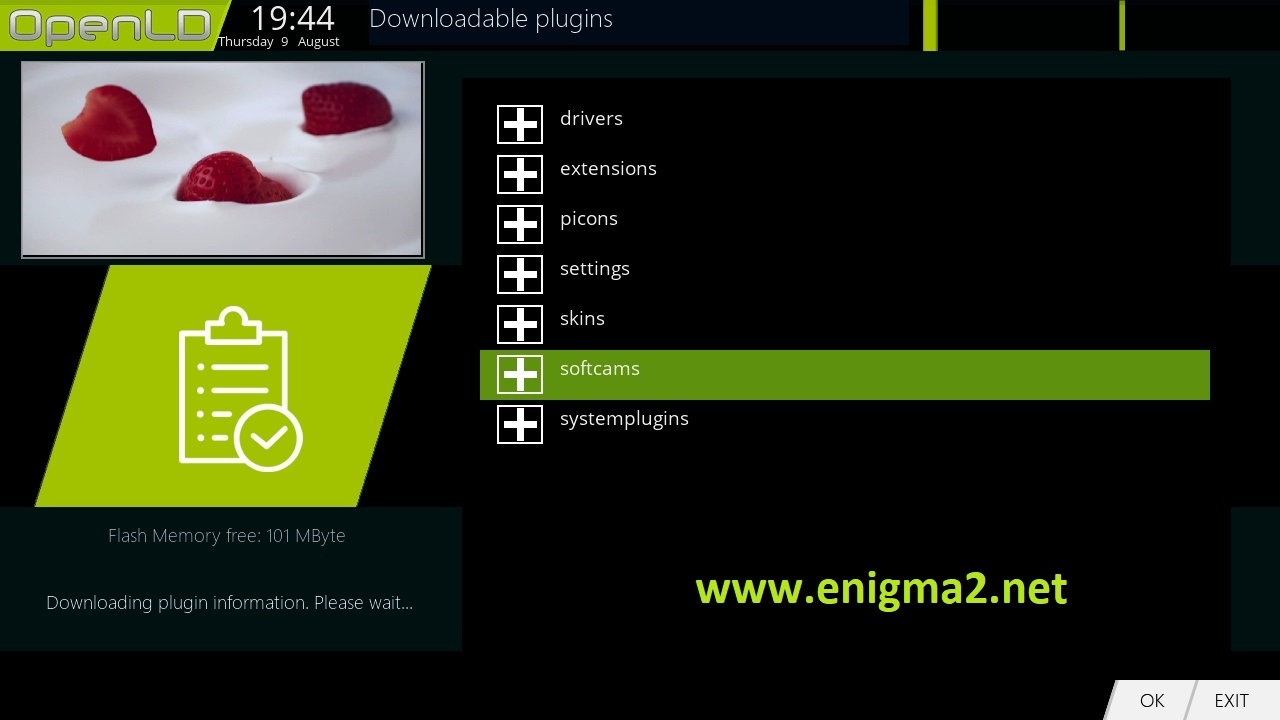 TUTORIAL] How to install and configure CCCAM on OpenLD – ENIGMA2