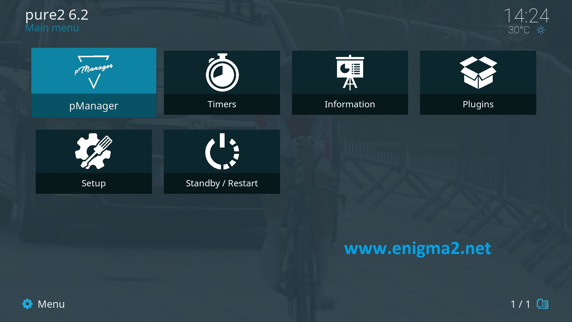 TUTORIAL] How to install and configure NCAM on PurE2 – ENIGMA2