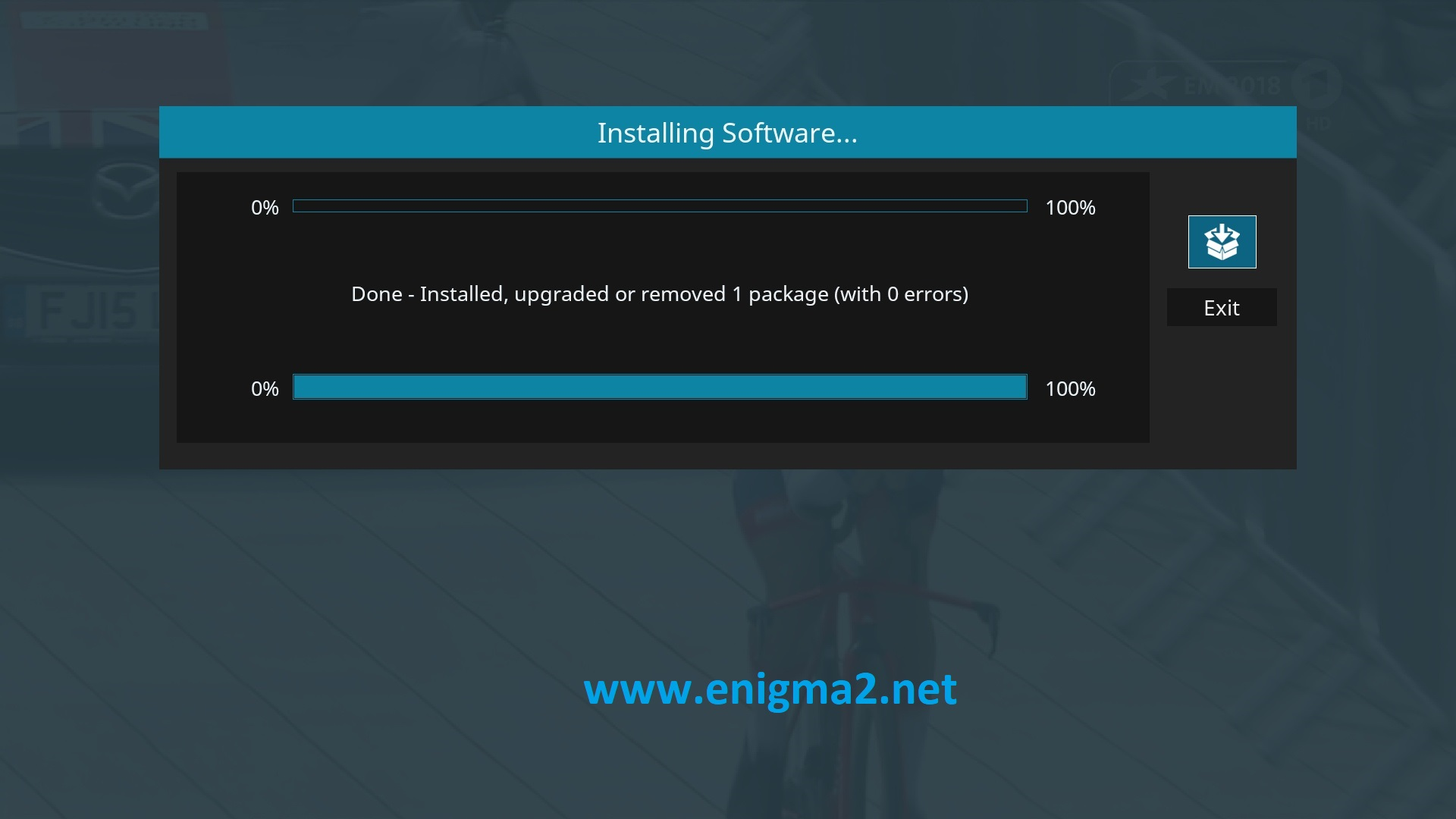 TUTORIAL] How to install and configure OSCAM on PurE2 – ENIGMA2