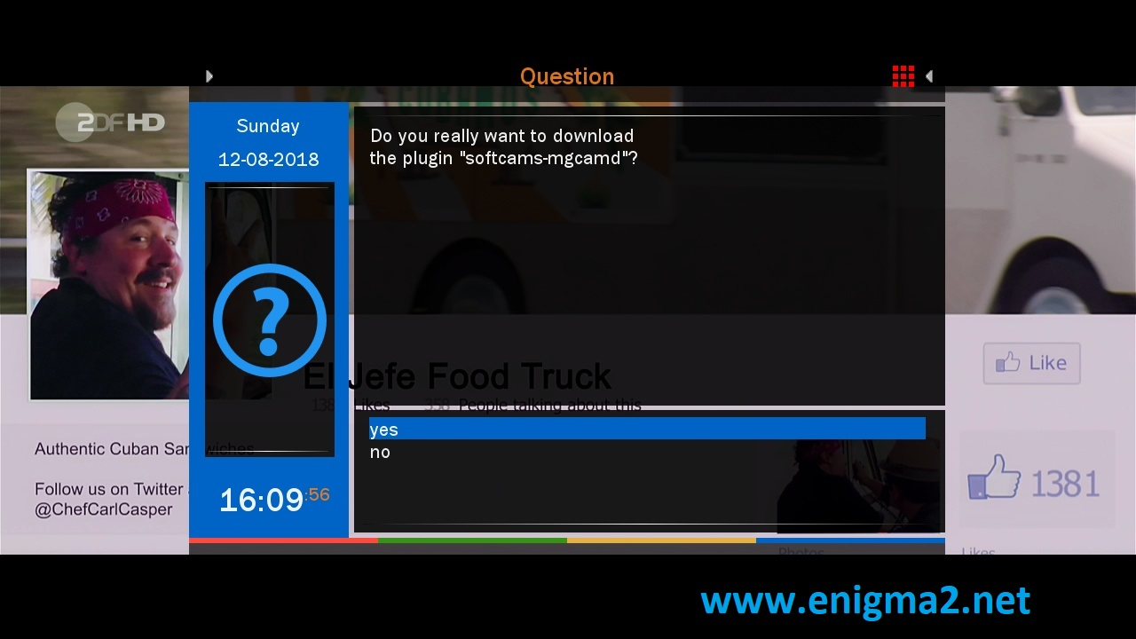 TUTORIAL] How to install and configure MGCAMD on SatDreamGR – ENIGMA2