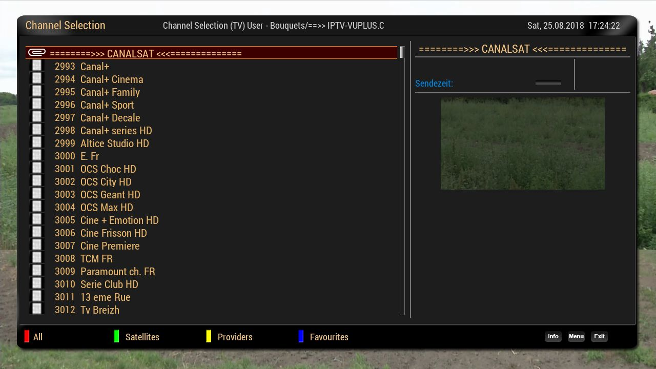 TUTORIAL] How to install IPTV on MERLIN – ENIGMA2