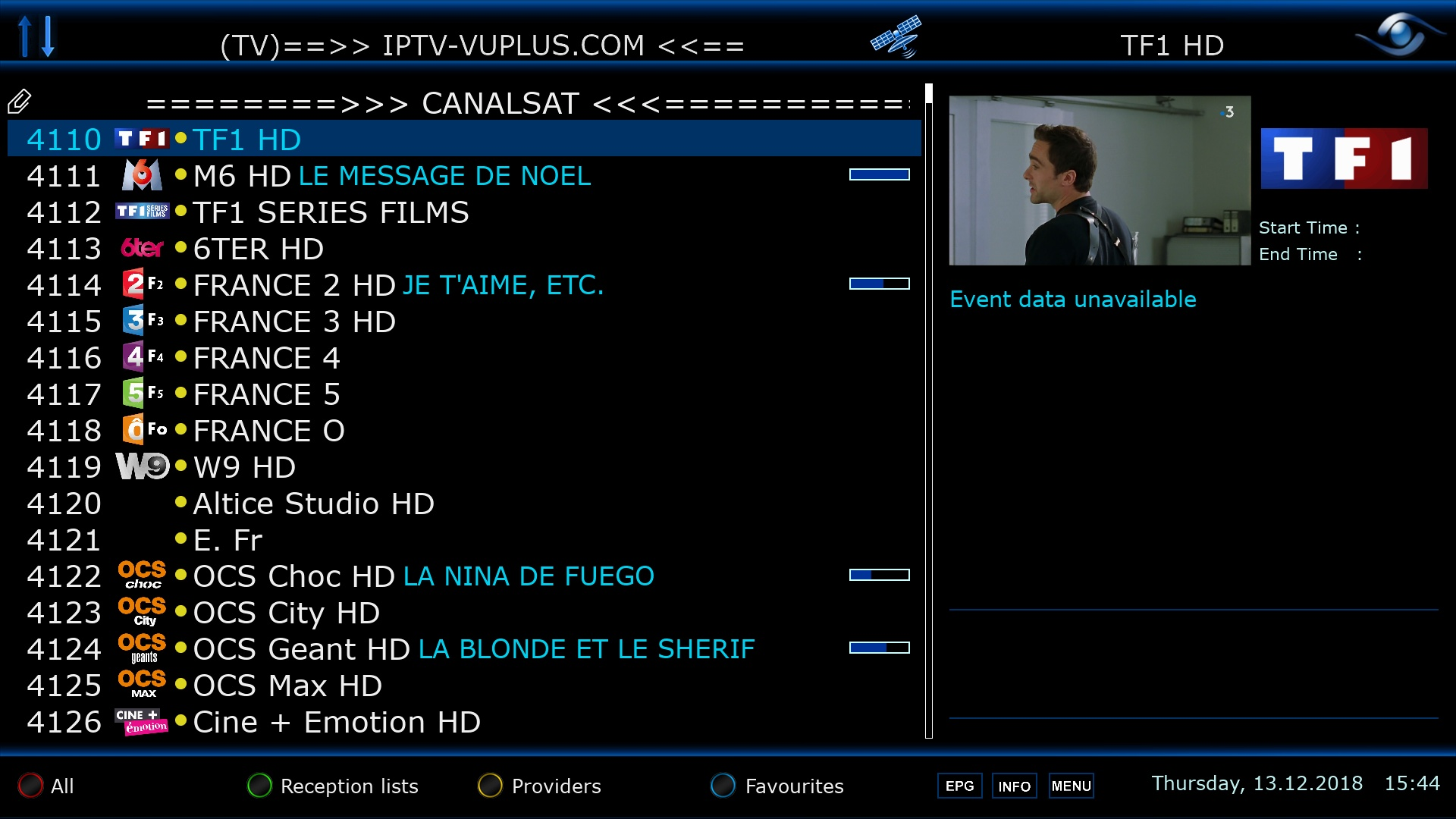 TUTORIAL] How to install IPTV on OpenDROID – ENIGMA2
