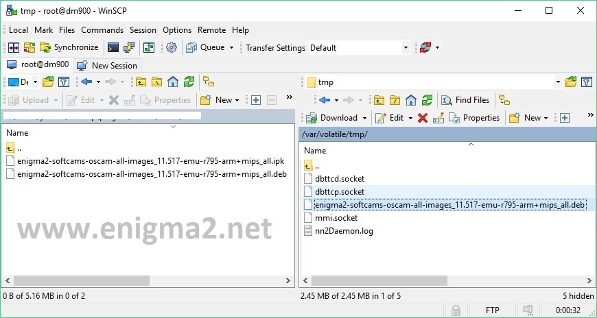 TUTORIAL] How to install OSCAM on Newnigma2 (Dreambox) – ENIGMA2