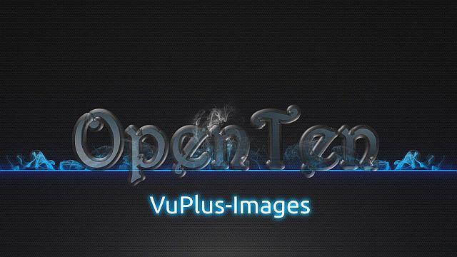 [IMAGE] OpenTen 7.0 for all Vu+ receivers