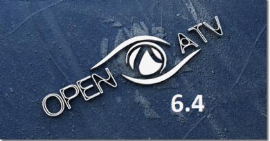 [IMAGE] OpenATV 6.4 for Edision OS nino pro