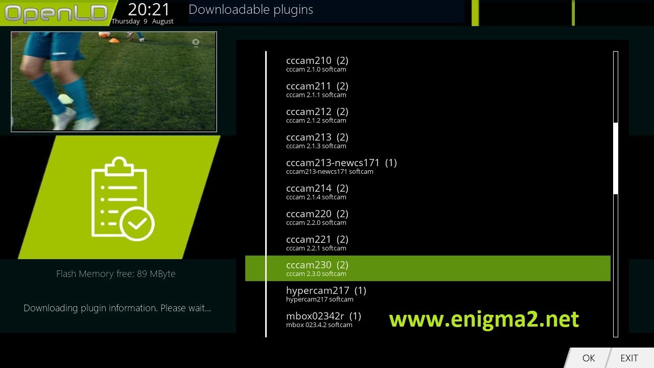 E2iplayer Zgemma Not Updating