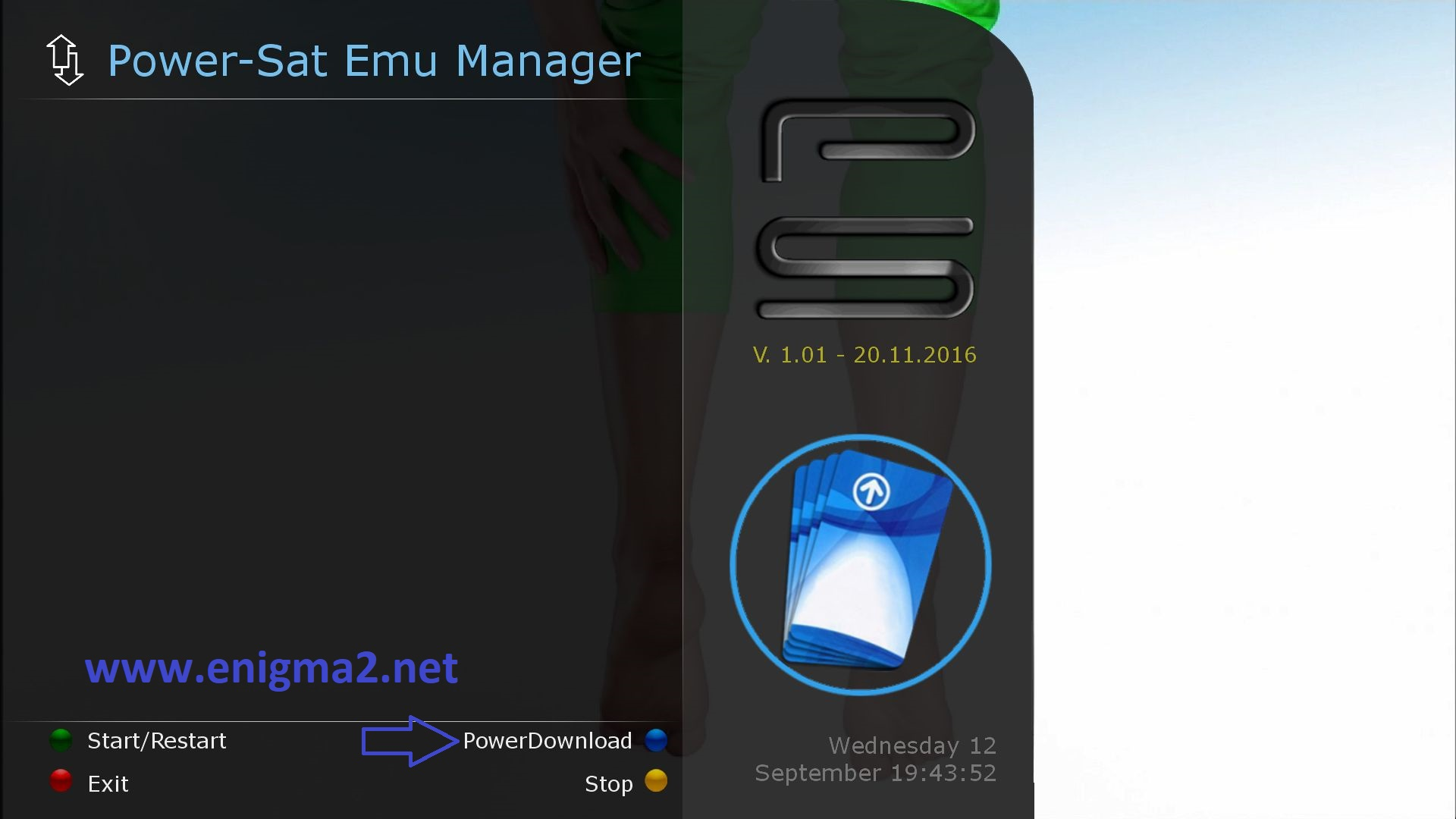 Oscam enigma2 download