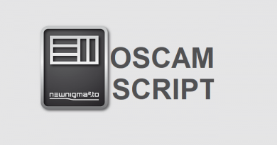 [TUTORIAL] How to install OSCAM on Newnigma2 with script